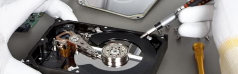 Восстановление данных на дисках и флеш